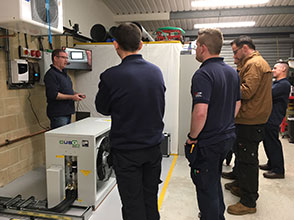 R744 CUBO2 Smart Condensing Unit Specialist Training